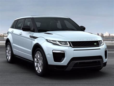 Range Rover Evoque Lease Deals 2017