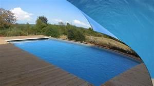 Piscine Bois Semi Enterrée : film montage piscine bois semi enterree youtube ~ Melissatoandfro.com Idées de Décoration