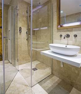 Dusche Bodengleich Fliesen : abdichtung dusche so kriegen sie ihre dusche dicht ~ Markanthonyermac.com Haus und Dekorationen
