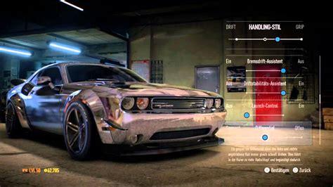 hellcat challenger nfs 2015 my garage quot chrome baby quot dodge challenger srt8