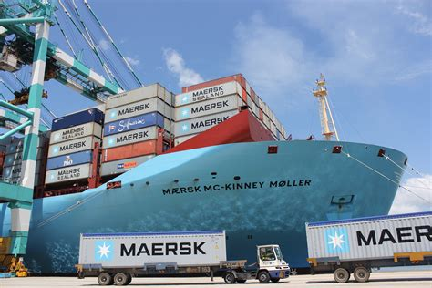maersk to schedule maersk retains crown as most reliable box line amid