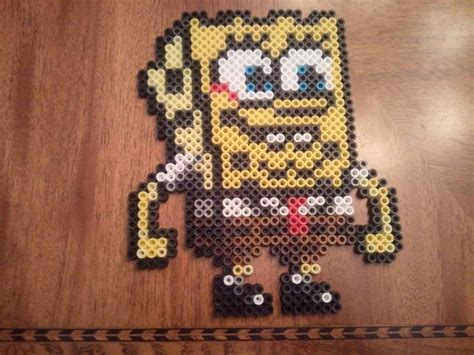 12 Best Spongebob Minecraft Or Needle Work Images On