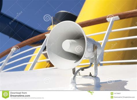 Boat Horn by Boat Horn Stock Image Image Of Electric Noise Sound