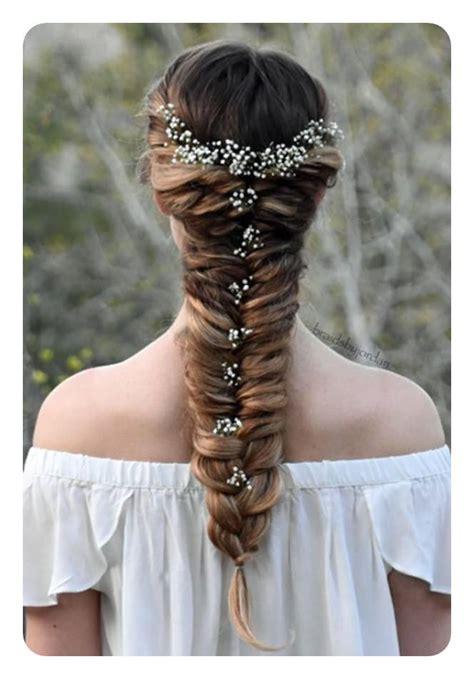 easy fishtail braid ideas   step  step