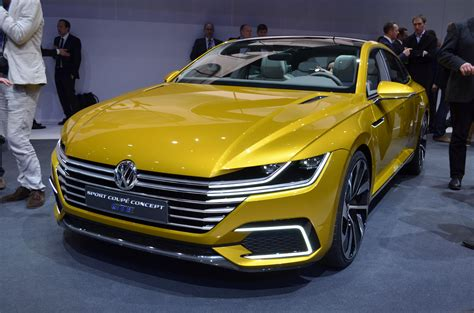 volkswagen coupe volkswagen sport coupe gte concept video first look