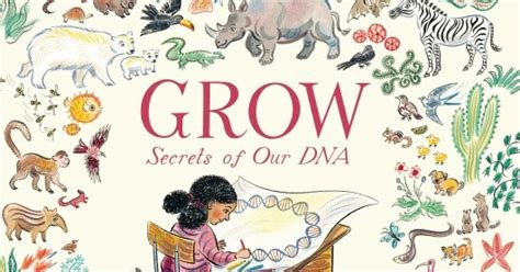 Picture Book Party: Grow by Nicola Davies and Emily Sutton