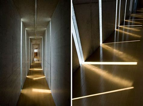 The Lighting House by House Of Shades And No Windows Slit From Eastern