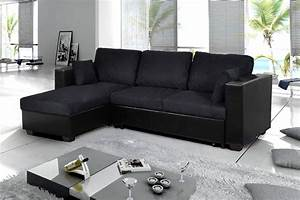 canape conforama cuir maison design wibliacom With tapis de gym avec promo canapé convertible conforama