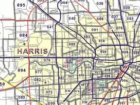 Houston Zip Code Map