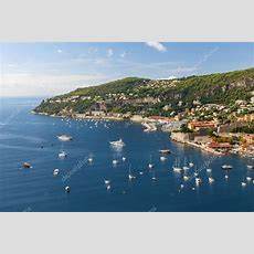 View On French Riviera — Stock Photo © Elenathewise #75793105