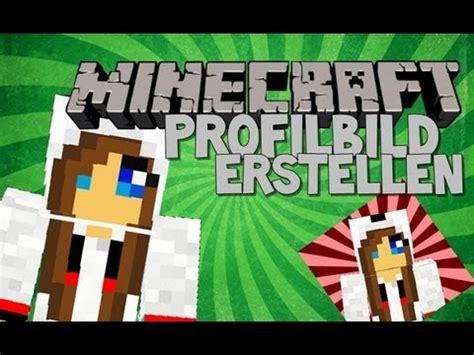 minecraft avatar profilbild erstellen gerhd youtube
