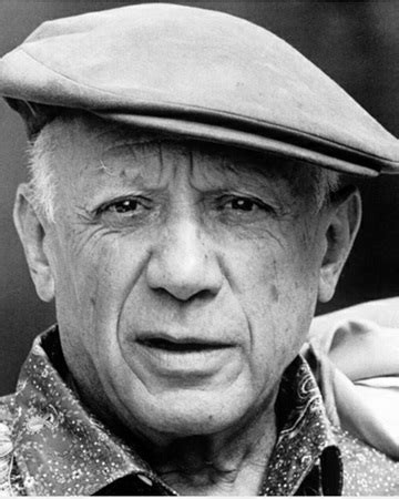 Pablo Picasso (Painter) - On This Day