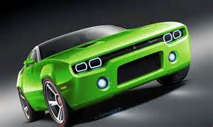 2017 Plymouth Road Runner Concept