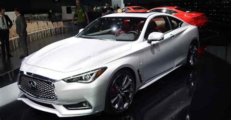 New 20182019 Infiniti Q60  A New Generation Of Sports