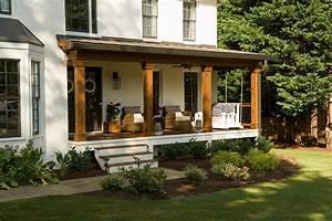 Craftsman, Porch, U0026, Tudor