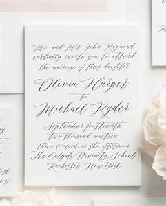 olivia letterpress wedding invitations letterpress With letterpress machine wedding invitations