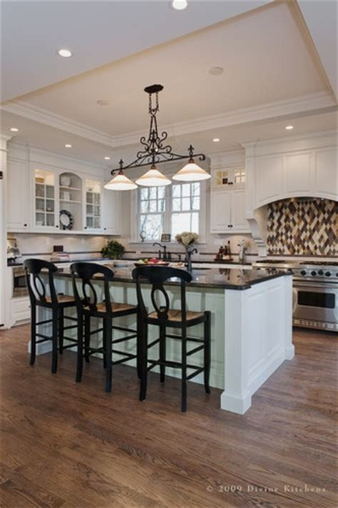 kitchen island light fixture interiors