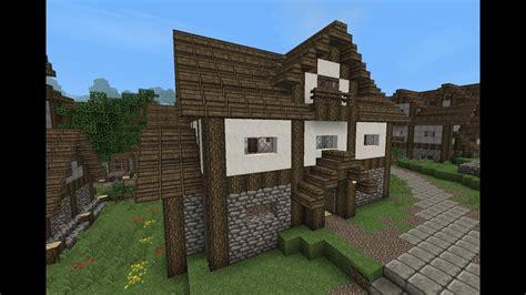 minecraft gundahar tutorials medieval house  youtube