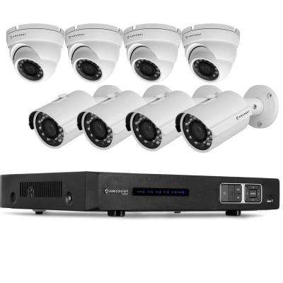 amcrest security camera systems home security video