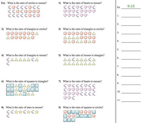 6th grade math ratio tables worksheets 6th grade math