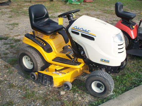 Used Mower Decks Cub Cadet by Cub Cadet Lt1045 Lawn Garden And Commercial Mowing