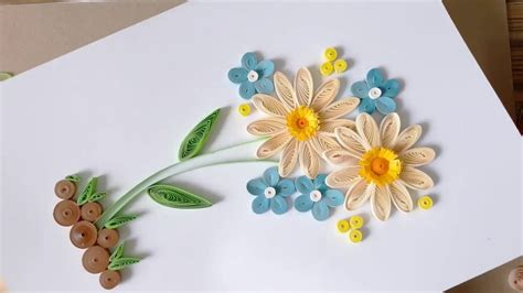 kids craft diy quilling paper  kids learning