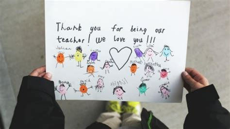 s beautiful thank you note to s kindergarten 407 | 1444621067936