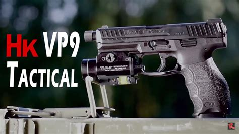 hk vp tactical video  firearm blogthe firearm blog