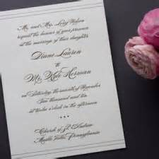letterpress wedding invitations archives page 3 of 7 With classic allure wedding invitations