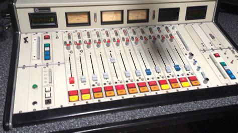 Auditronics Radio Console Mixer Board For Sale