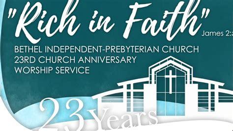 Church Themes Church Anniversary Theme