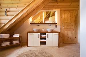 Holz Im Bad : badezimmer sanieren und renovieren schreinerei gruler in ~ Lizthompson.info Haus und Dekorationen