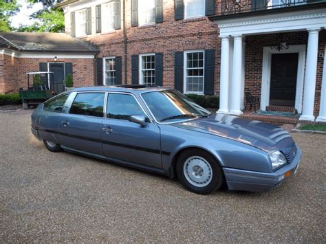 Citroen Cx For Sale by 1987 Citroen Cx 25 Prestige For Sale On Bat Auctions