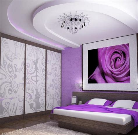 Bedroom Design Purple And by Purple Bedroom Design Ideas Stylish Interiors And Color