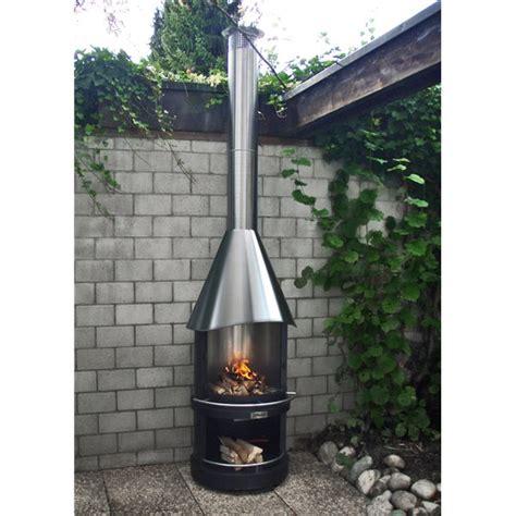 cheminee d exterieur chemin 233 e d ext 233 rieur barbecue las vegas 700 d brun