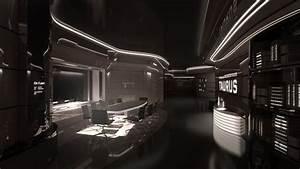 Taurus IV - Meeting Room by Siamon89 on DeviantArt