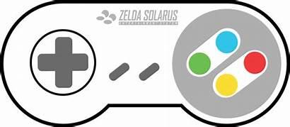 Nintendo Snes Super Vector Pad Clipart Deviantart