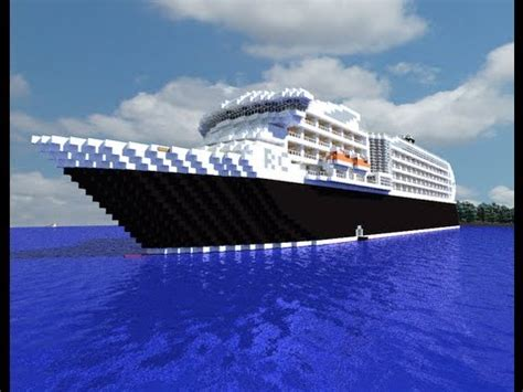 Regency Monarch [Minecraft Cruise Ship][Full Interior] Minecraft Project