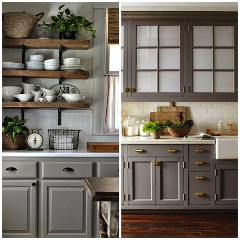 kitchen cabinets tops 6 shades of gray for a kitchen that is anything but boring 3269