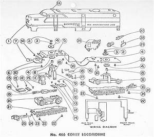 Lionel Train Engine Schematic