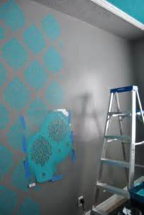 best 25 wall stencils for painting ideas on