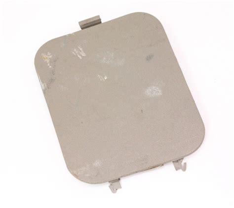 lh tail gate hatch bulb access cover cap   vw passat wagon