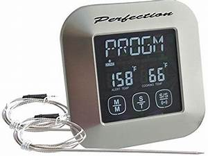 Digital Meat Kitchen Oven Bbq Cooking Probe Thermometer