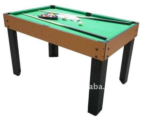 small pool table size small pool table design decoration 5539