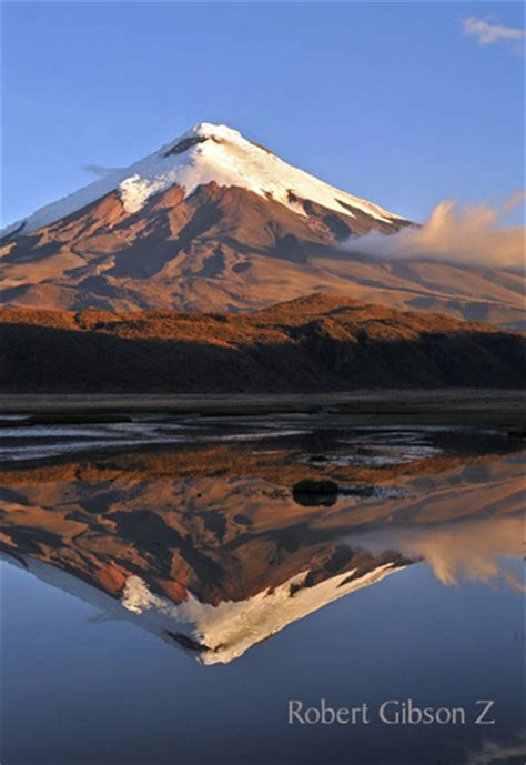 Cotopaxi Ecuador - Mountaineering, hiking, climbing ...