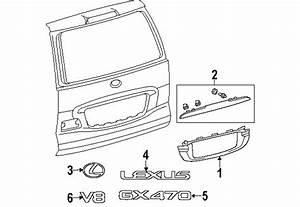 35 Lexus Gx470 Parts Diagram