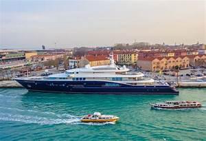 Superyacht Carinthia VII In Venice SuperYacht Times