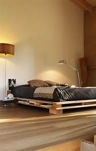 Was Ist Ein Futonbett : diy so baust du dein bett selber ~ Markanthonyermac.com Haus und Dekorationen
