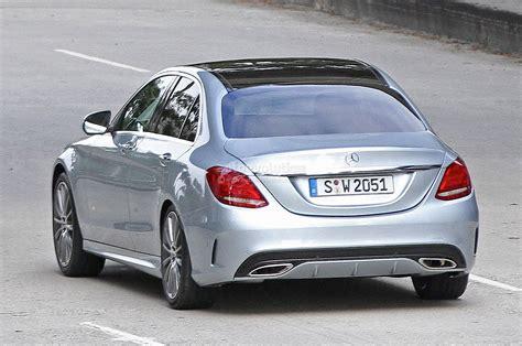 2015 Mercedes-benz C 200 W205 Versus 2014 C 200 W204