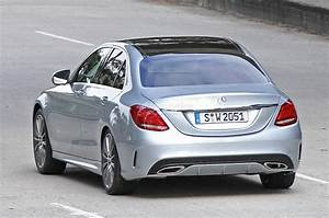 Mercedes Benz C 220 : 2015 mercedes benz c 220 bluetec w205 vs 2014 c 220 cdi w204 autoevolution ~ Maxctalentgroup.com Avis de Voitures